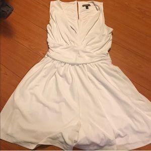 Dresses & Skirts - Express White Romper